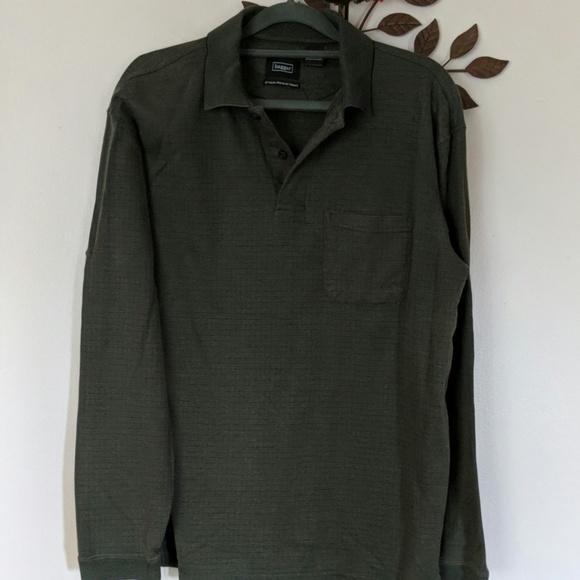 Haggar Other - Long sleeve polo